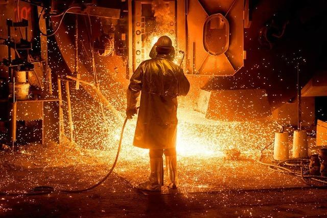US-Strafzölle auf Stahl und Aluminium in Kraft