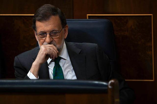 Spanisches Parlament wählt Rajoy ab – Sozialist Sánchez ist neuer Ministerpräsident
