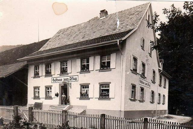 Die Drei-Generationen-Post residierte im Gasthof in Endenburg