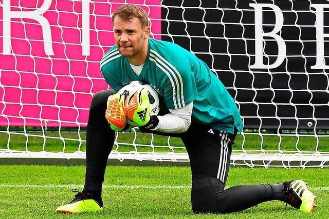 Neuer und Petersen kommen im Test gegen Österreich zum Einsatz