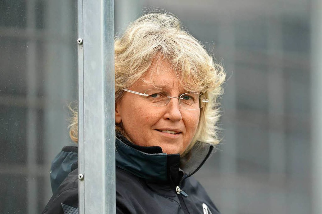 Managerin Birgit Bauer, die Mutter<ppp></ppp>  | Foto: Patrick Seeger