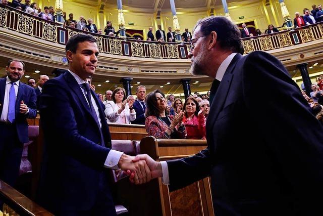 Einig nur gegen Rajoy