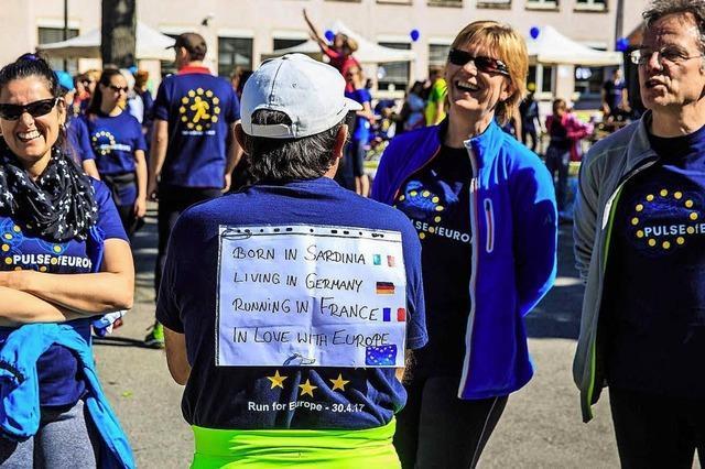 Europäischer Weg ist das Ziel