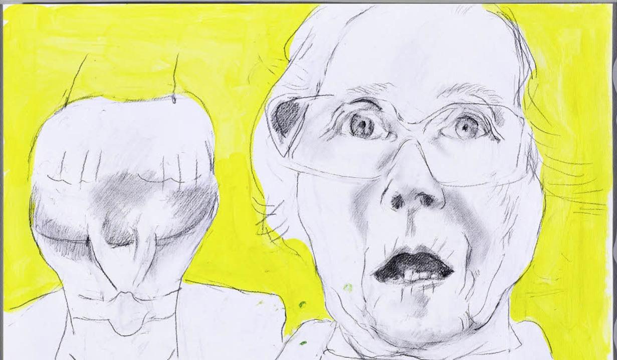 Das Kunstmuseum Basel zeigt unter dem ...erstorbenen Künstlerin Maria Lassnig.   | Foto: Fotos: Kunstmuseum Basel