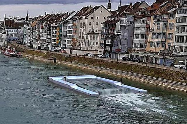 Neue Wellen für den Rhein?