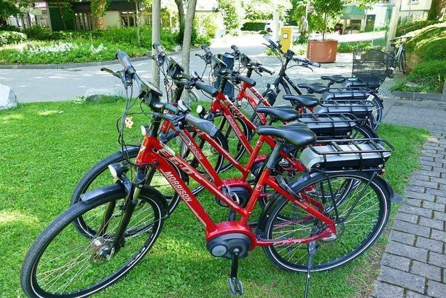 Die Chancen und Schwächen des E-Bikes