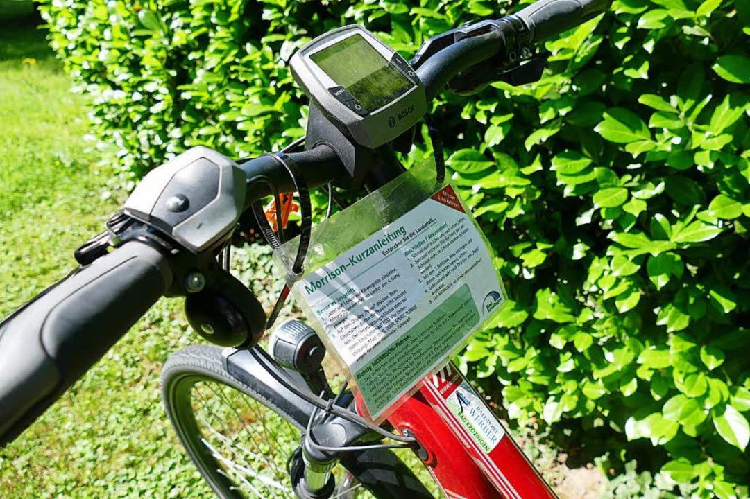 Anleitung und Einweisung sind hilfreich um Unfälle zu verhindern.  | Foto: Franziska Riepl