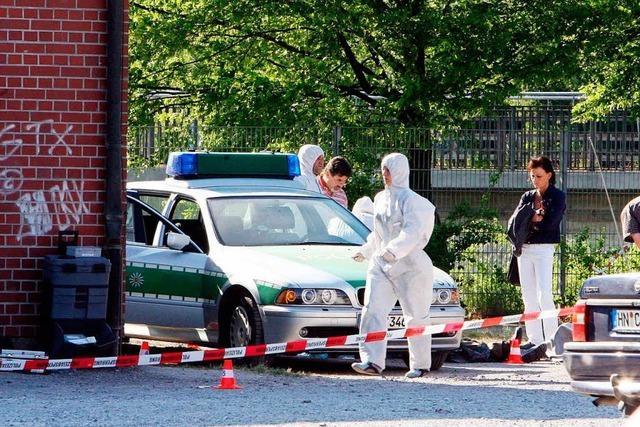NSU-Ausschuss ruft Mord an Polizistin Kiesewetter noch einmal auf