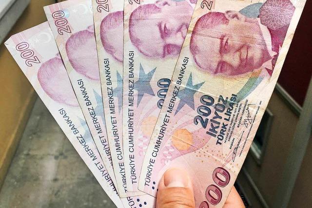 Lira-Schwäche könnte Europas Banken treffen