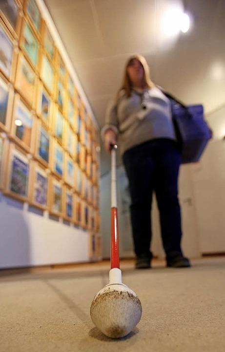 Menschen mit Behinderung sollen selbstbestimmt leben können.   | Foto: dpa