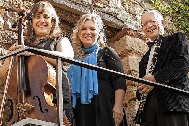 Trio Danzón bei den Kanderner Kirchenkonzerten