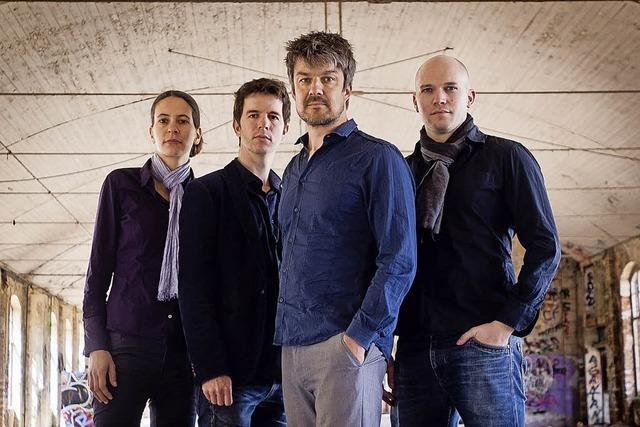 Lars Stroemer Quartett kommt in den Lahrer Stiftsschaffneikeller