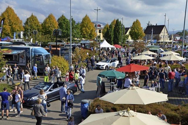 Die BZ lädt am Samstag zum Food-Truck-Fest nach Emmendingen