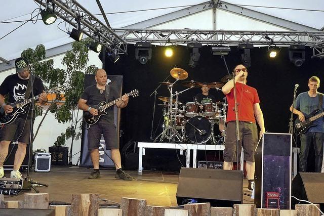 Neue Rockband aus Aichen