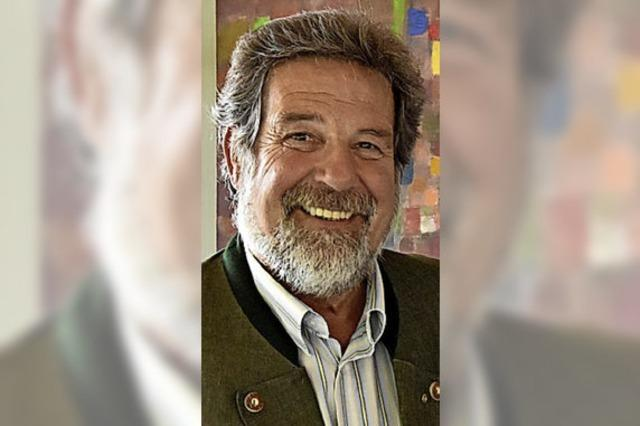 Hubert Mosbacher: Der oberste Förster im Kreis geht in den Ruhestand