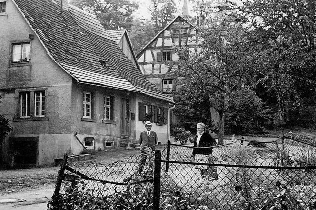 Dorfexkursion in Heuweiler