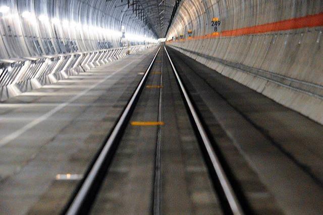 Unter Offenburg werden 20 Kilometer Tunnel gebaut – für die Güterzüge