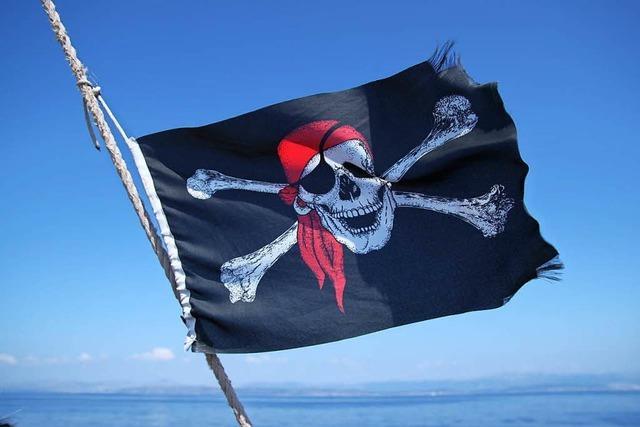 Wo gibt es noch Piraten?