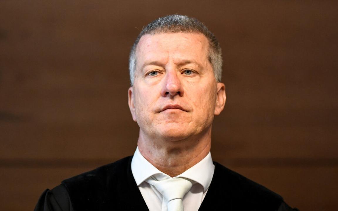Der Vorsitzende Richter ist – wi...ssbrauchsfall – Stefan Bürgelin.  | Foto: dpa