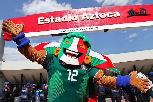 Bericht: Mexikos Nationalmannschaft feiert WM-Aufbruch mit 30 Prostituierten
