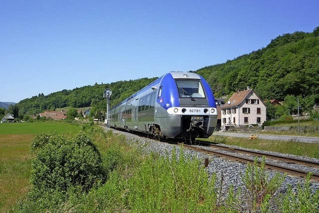 Bahnjubiläum Colmar Munster