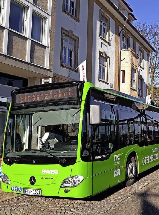 Die Stadtbusse fahren nicht überall zur Zufriedenheit.  | Foto: Storck