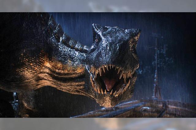 Auch der neue Dino-Film stellt das Spektakel ins Zentrum