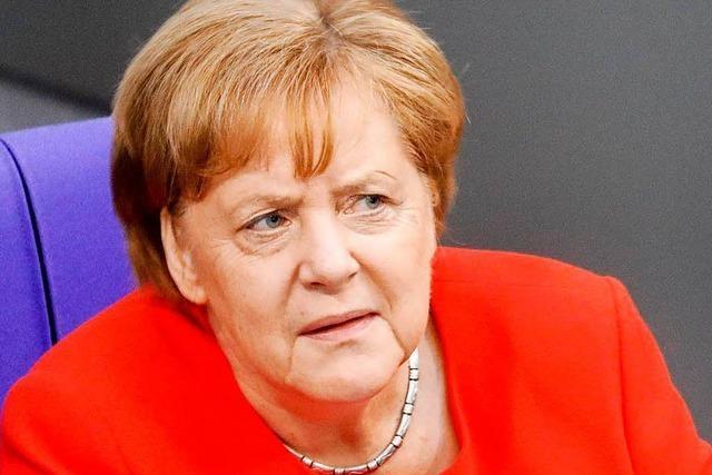 Bei der neuen Befragungsstunde im Bundestag sollte Nachhaken möglich sein