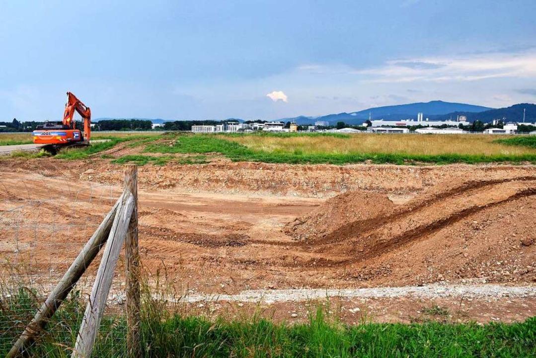 Es fällt schwer, den Überblick über das Großprojekt nicht zu verlieren.  | Foto: Thomas Kunz