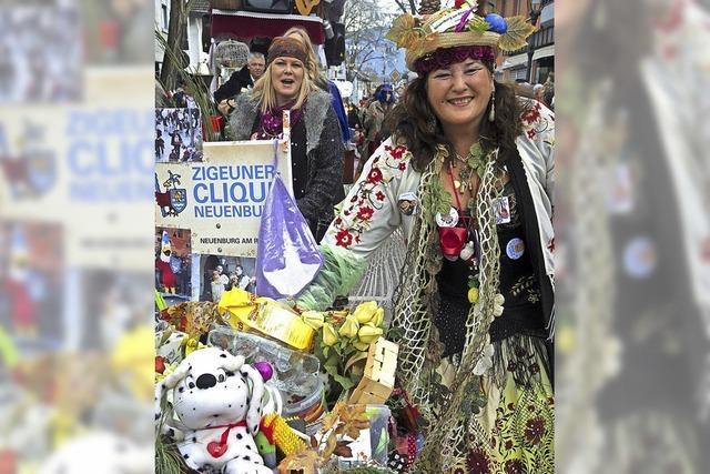 44 Jahre Zigeunerclique in Neuenburg