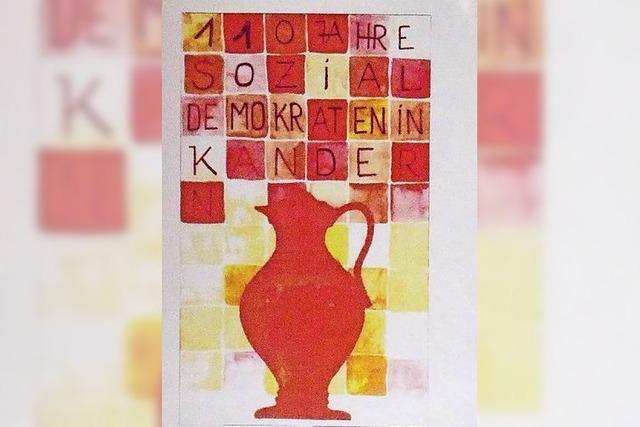 SPD feiert den 110. Geburtstag