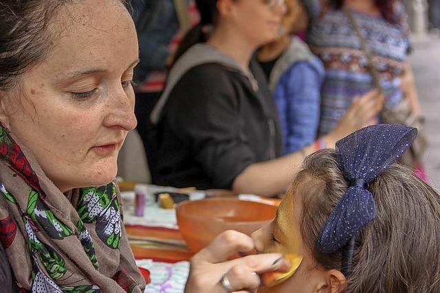 Kindertage in Tiengen
