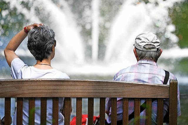 Fragen und Antworten rund ums Rentnerdasein