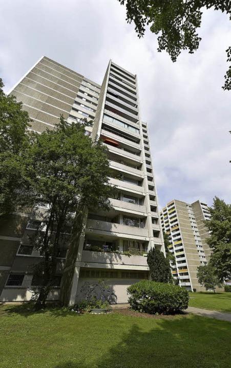 Insgesamt 457 Wohnungen in fünf Hochhä...wasser haben den Besitzer gewechselt.   | Foto: Thomas Kunz