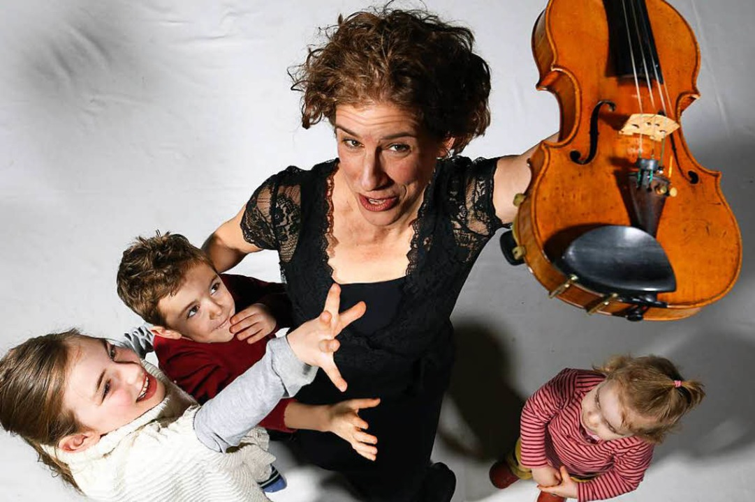 Musik für jedes Alter gibt es am 30. Juni.  | Foto: Wolfram Lamparter