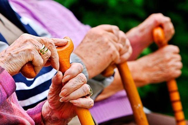 Bis 2025 fehlen bis zu 600 Pflegeplätze im Landkreis Lörrach