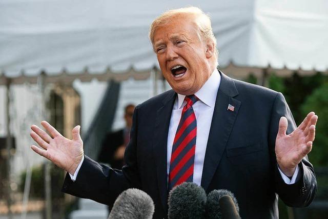 Trump fordert, dass Russland wieder der G-7-Gruppe angehören soll