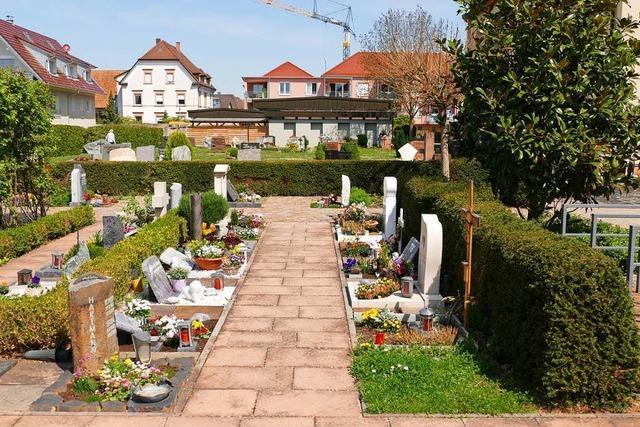 Der Friedhof wird deutlich teurer