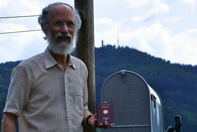 Wie ein Amerikaner aus dem Wiesental nach 40 Jahren Deutscher wurde