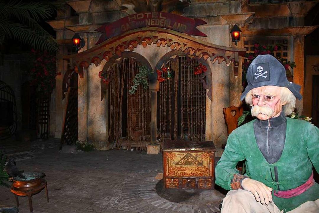 Bilder von Piraten in Batavia aus dem Jahr 2014  | Foto: Privat