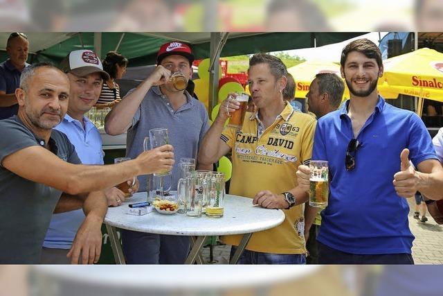 Brauereifest in Schmieheim