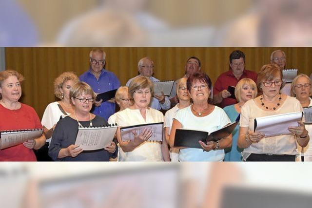 Kirchenchor und gemischter Chor Amrigschwand in Höchenschwand