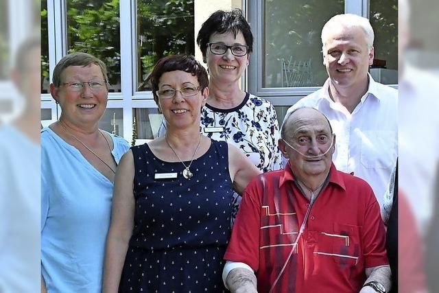 Verein unterstützt seit 25 Jahren die Schule
