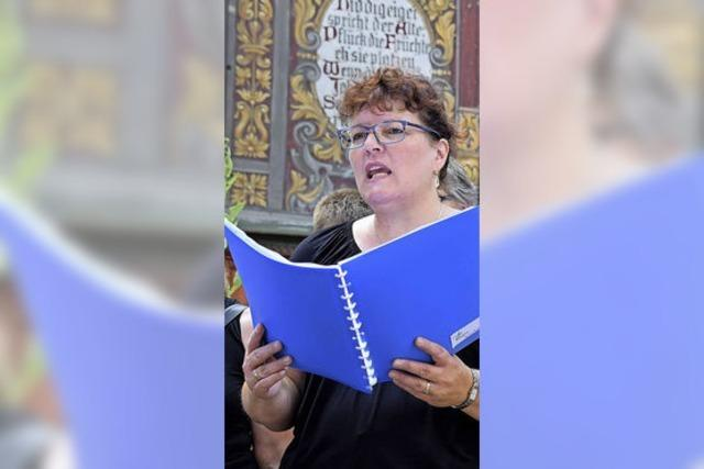 Chorverband Hochrhein ertönt facettenreich