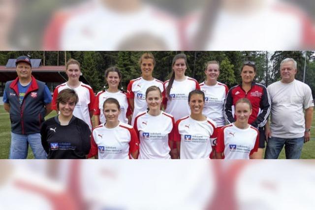 Frauen holen die Staffelmeisterschaft