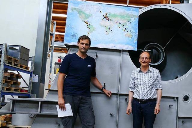 Wasserkraftanlagen aus Gutach ersetzen ein Atomkraftwerk