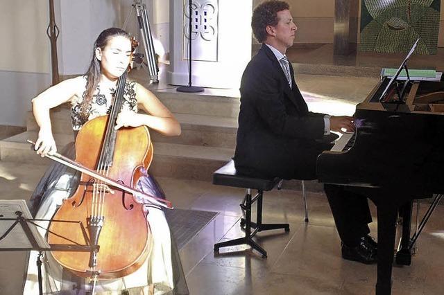 Schöne Kammermusik für einen guten Zweck