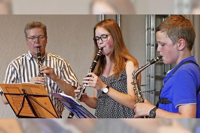 Schulterschluss zwischen Musikschule und Jugendorchester