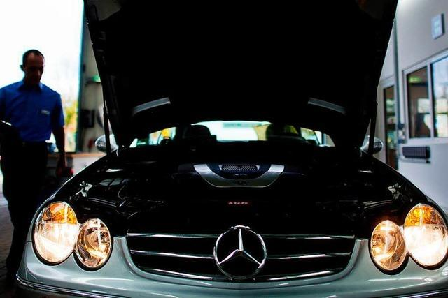 Fragen & Antworten: Pflicht-Rückruf für 774.000 Diesel von Daimler