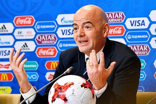 Das Mammutturnier: Wer bekommt den Zuschlag für die WM 2026?
